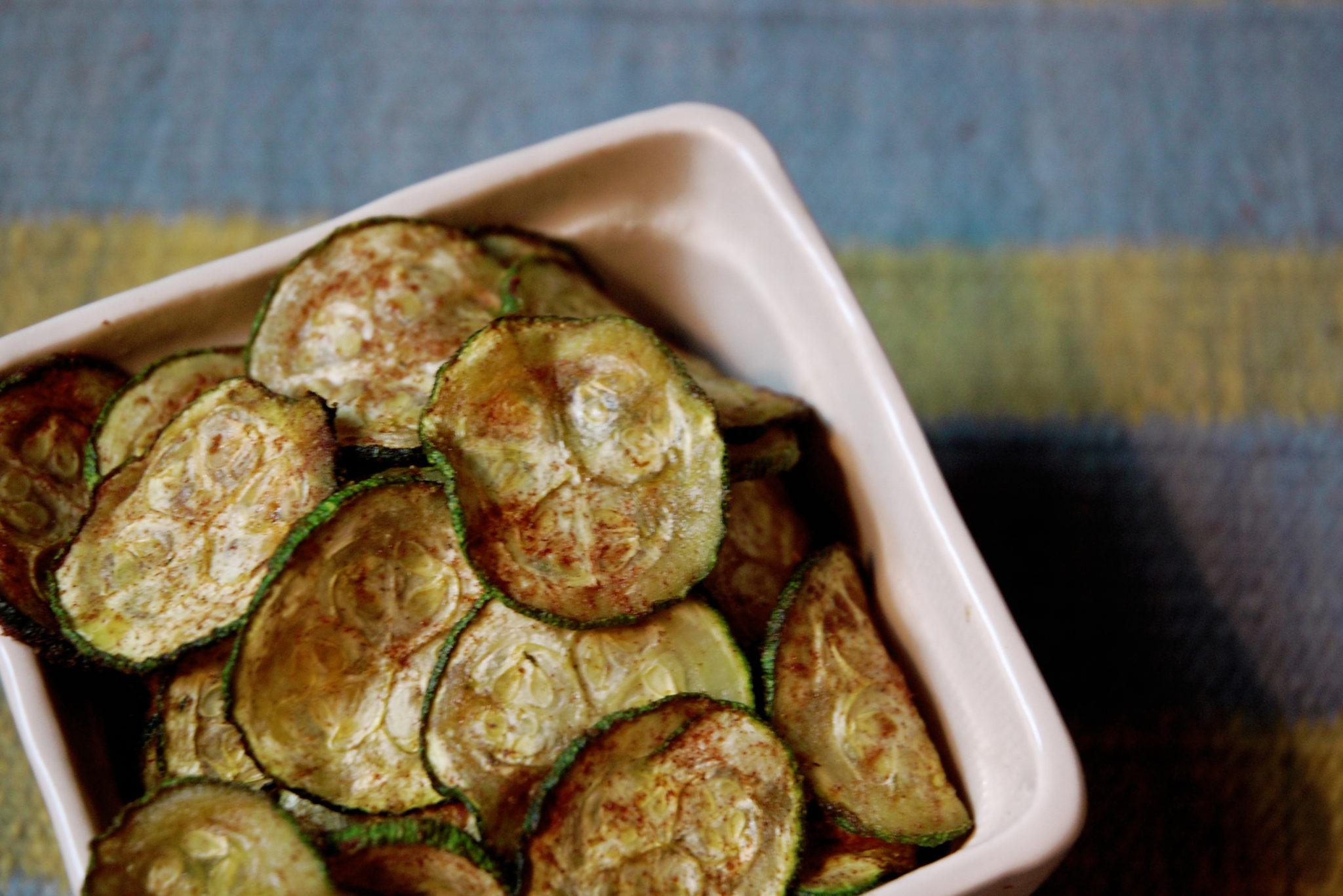 Zucchini Chips Recipe — Dishmaps