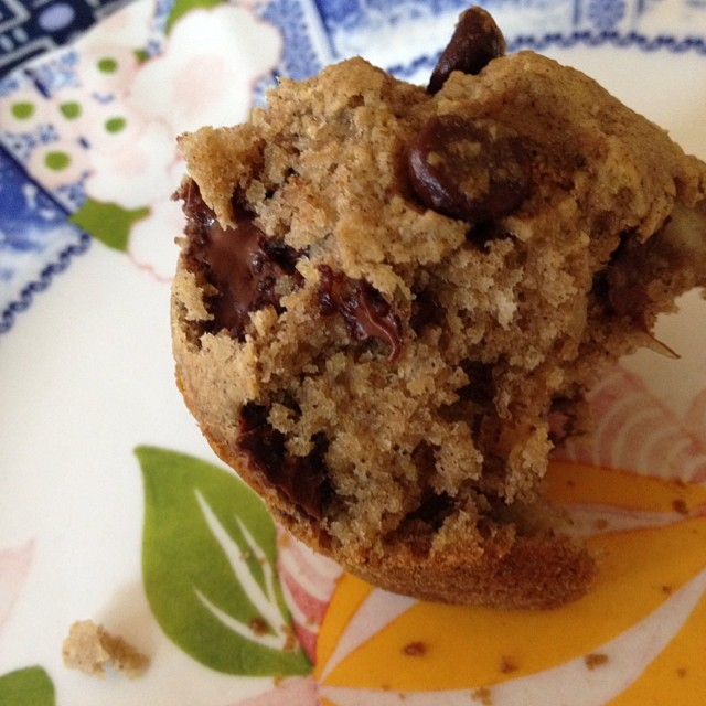bananachocolatechipmuffin